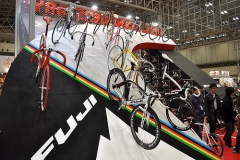 Fuji bikes at Cycle Mode