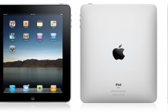 About tablets and the iPad