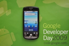 Google Developer Day 09 - Yokohama